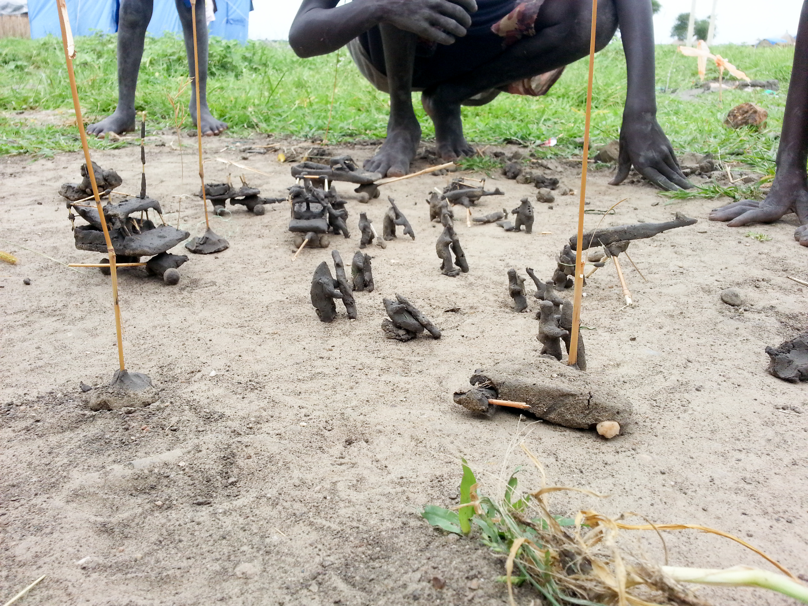 Postcards from South Sudan – September 1st, 2014 edition –