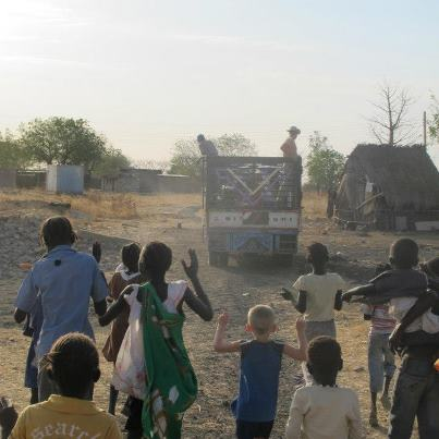 Postcards from South Sudan – flashback to February 2013-