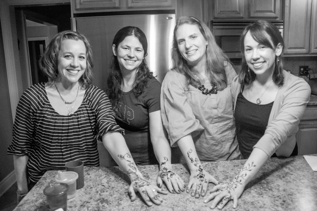 03.14-Henna night with sweet friends