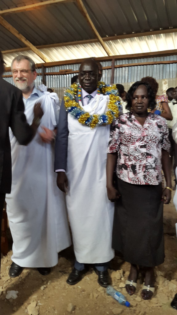 Graduation of Rev. Dr. Francis Ayul