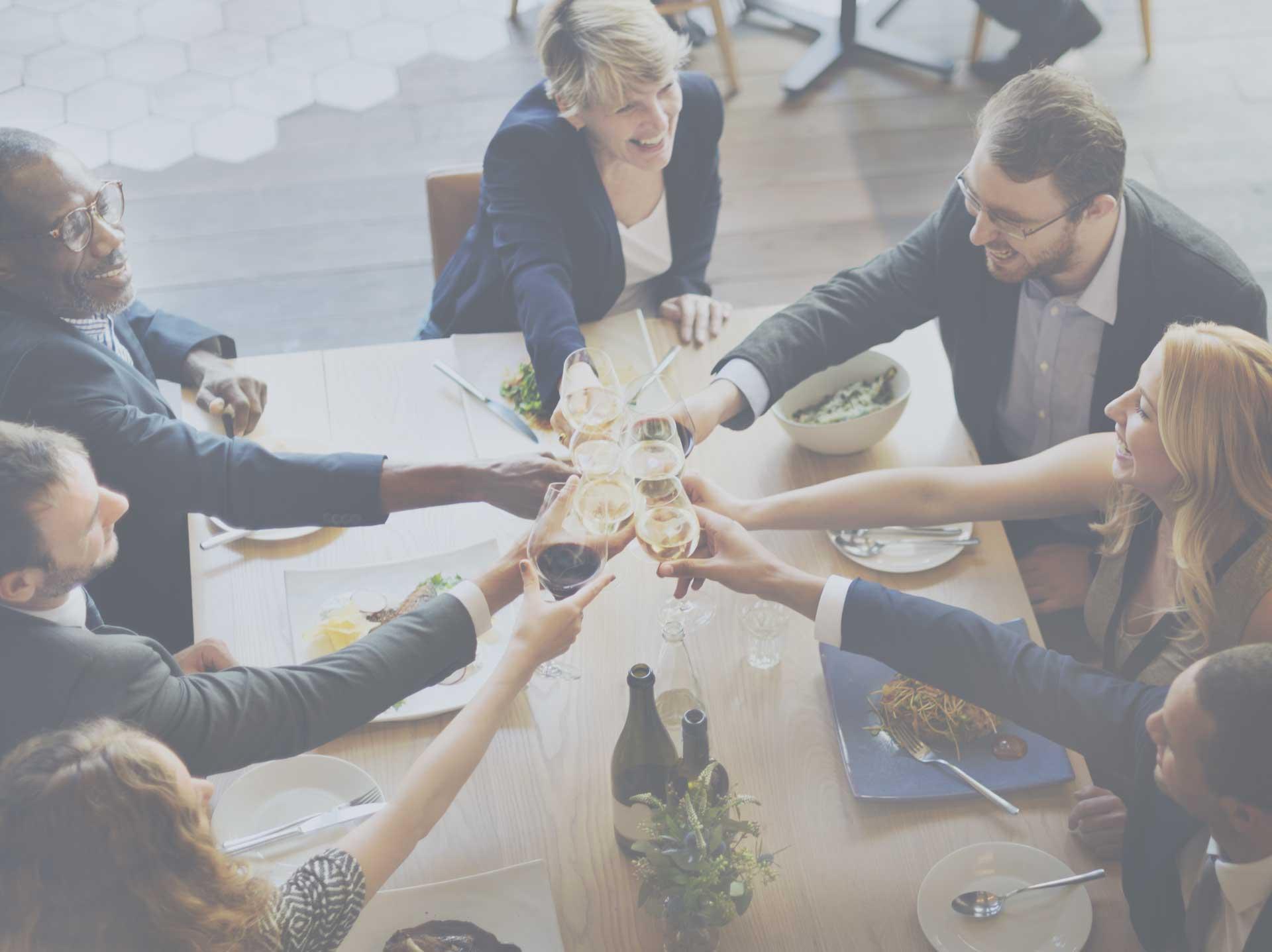 Staff & Client Appreciation Events