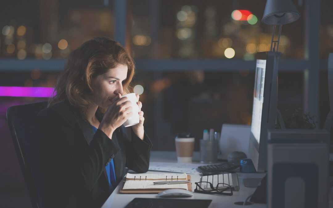 """""""EG Tips"""" – How to Motivate Yourself (and Others) to Work Late in Events"""