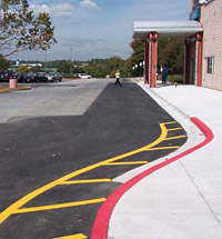 Asphalt Paving & Parking Lot Striping