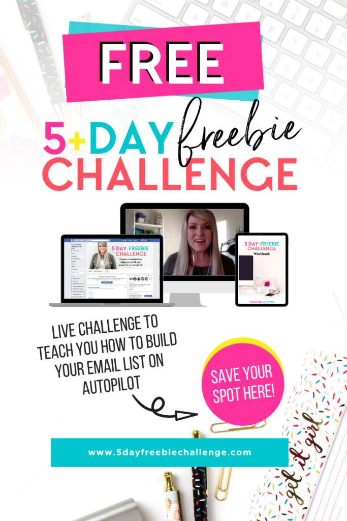 Freebie Challenge