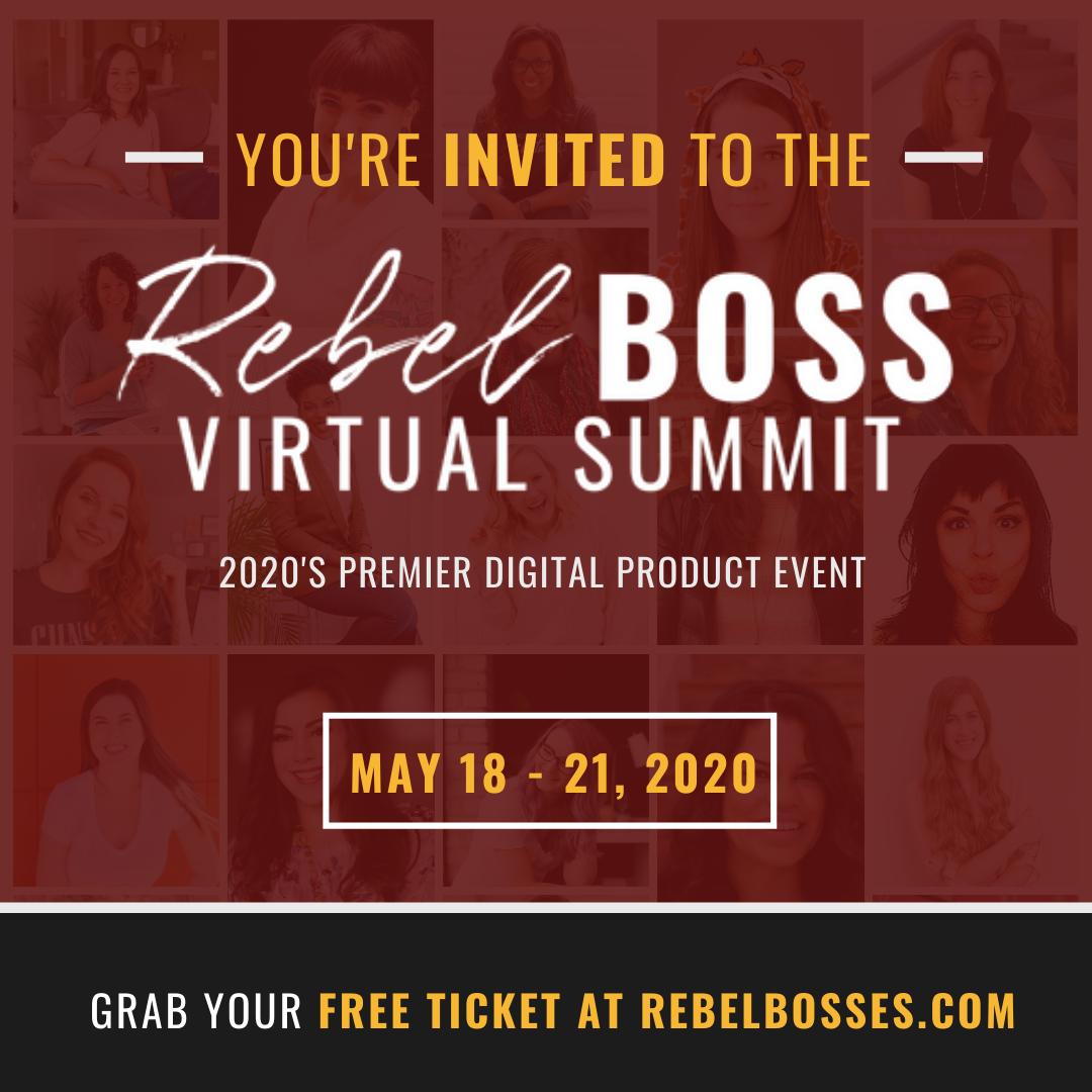 Rebel Boss Summit