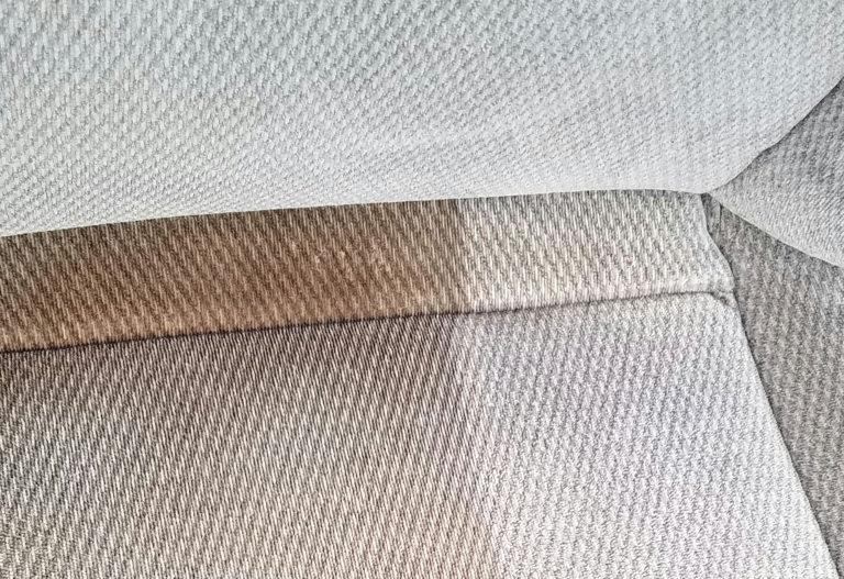 Seat stain removal