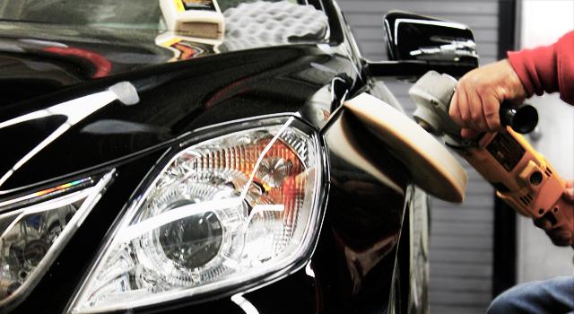 Auto Detailing, mobile detailing, headlight restoration, exterior polish