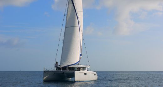 Kaya At Sail