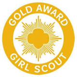 Image result for girl scouts gold award
