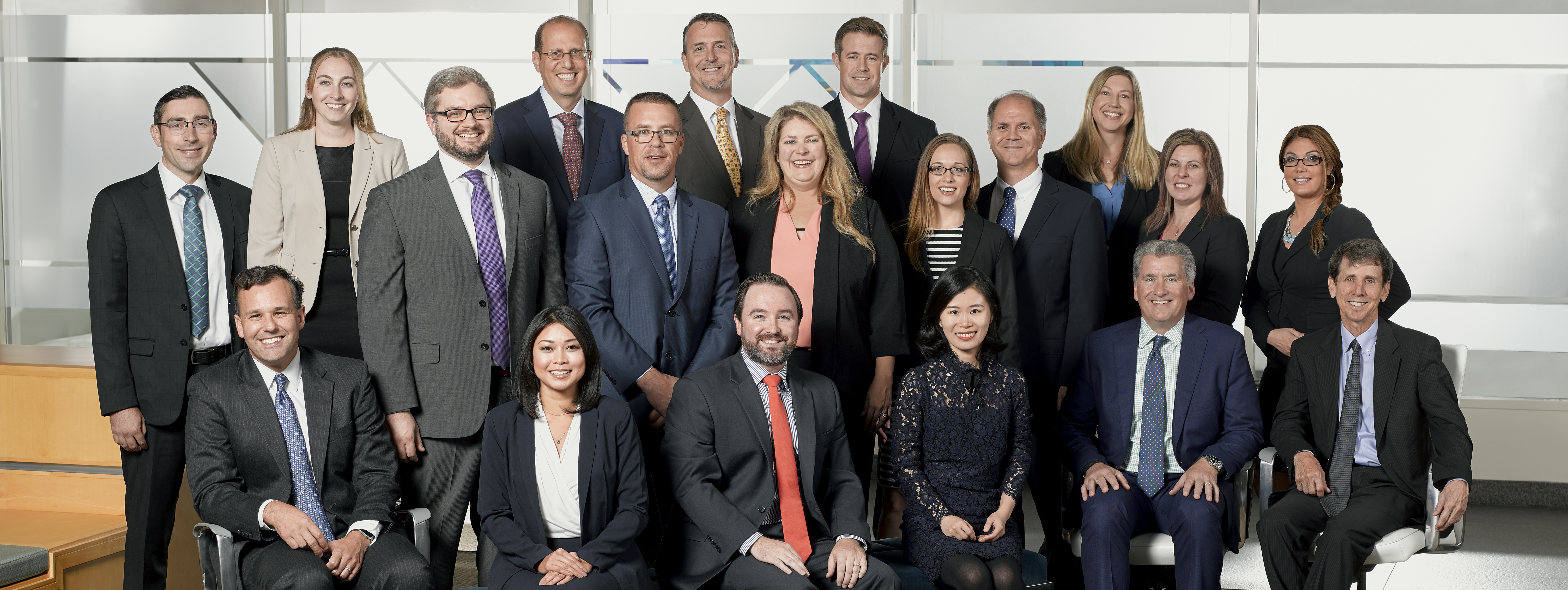 Image of CCR Wealth staff