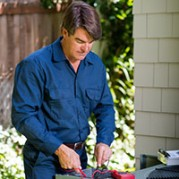 keeping the area around your ac clear