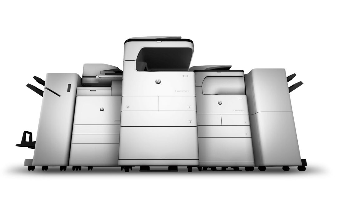 HP Color LaserJet Managed Flow MFP