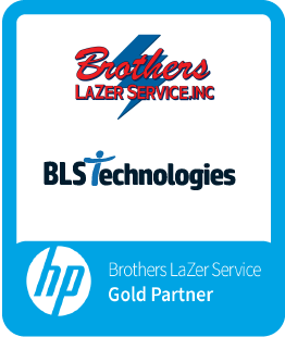 factory authorized service center for Hewlett Packard, XEROX and Lexmark.