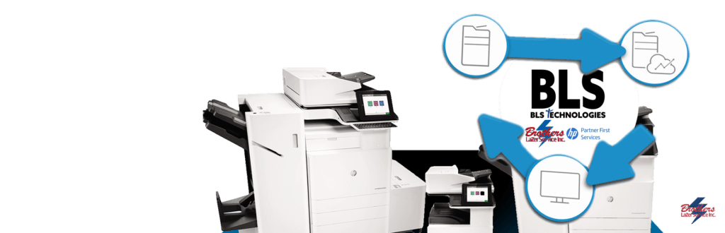 Managed Print Services | Brothers Lazer | Uniontown Pa
