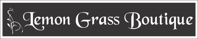 Lemongrass Boutique Logo Design, website design, Shopify, Internet Marketing, eCommerce, CRM