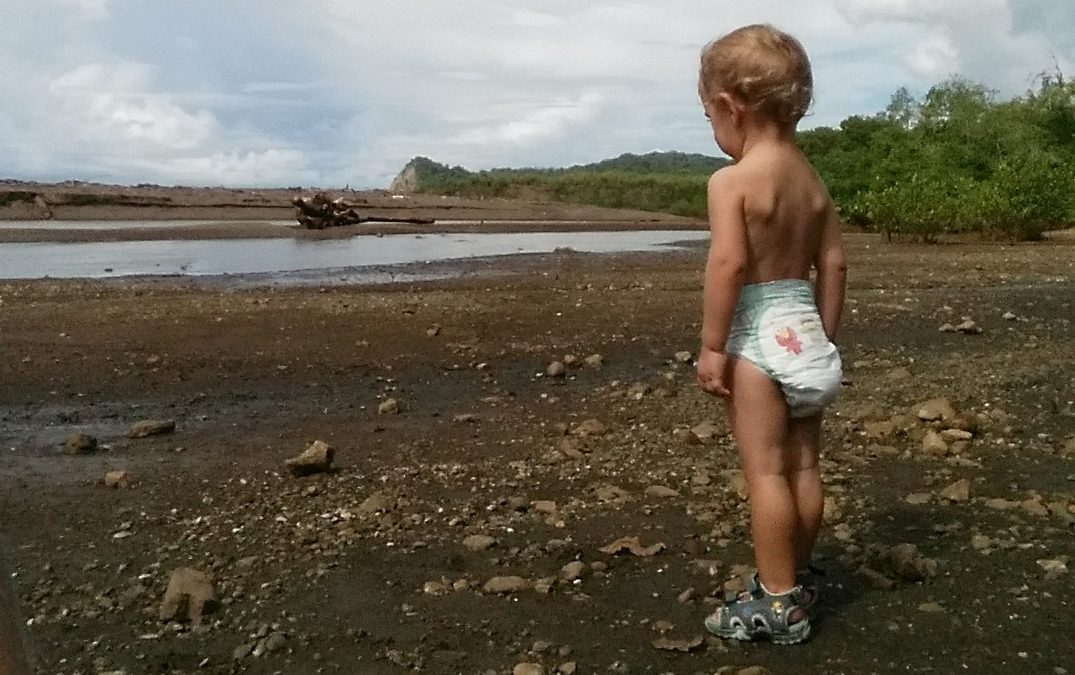 8 Lessons learned from my 2 year old- Costa Rican morning walk
