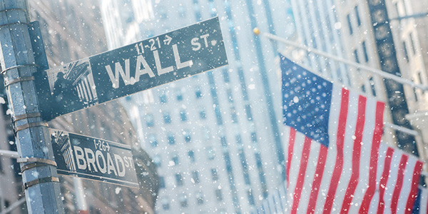 Random Thoughts of Snow on Wall Street