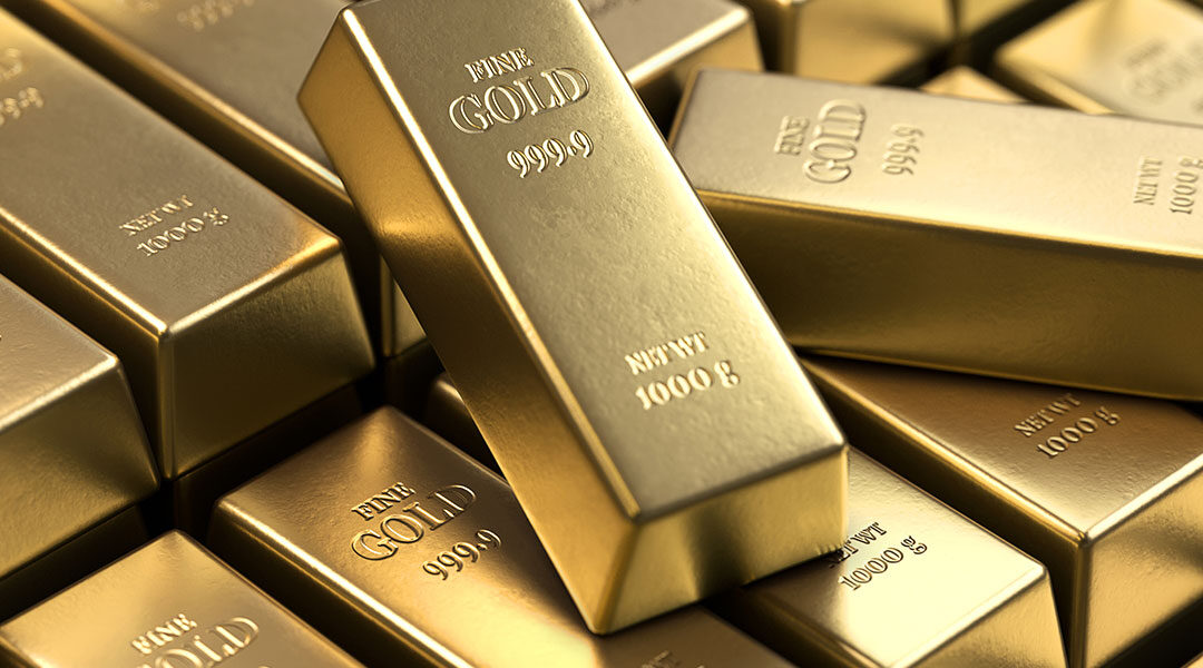 Gold's role in portfolios should not just be reactive