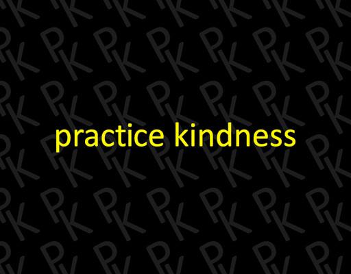 Kindness Movement Since 2013 - Practice Kindness