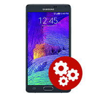 Samsung Galaxy Note 4 Internal Component Repair