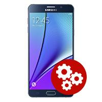 Samsung Galaxy Note 5 Internal Component Repair