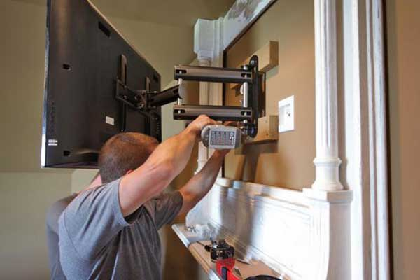 TV Mount Installation | Electrical Services