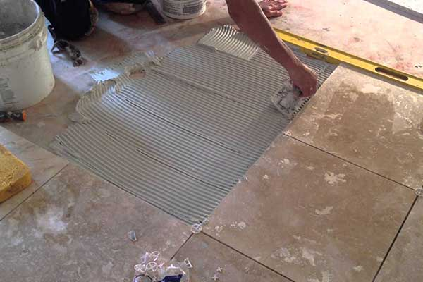 Floor Tile Installation | Flooring & Hardwood
