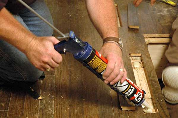 General Floor Repair | Flooring & Hardwood