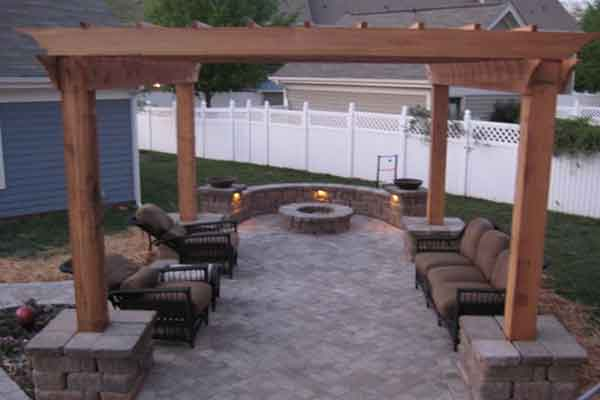 Pergolas Build | Landscaping & Hardscaping Services