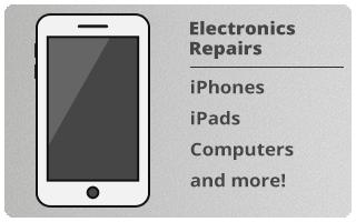 Schedule Electronics Repairs