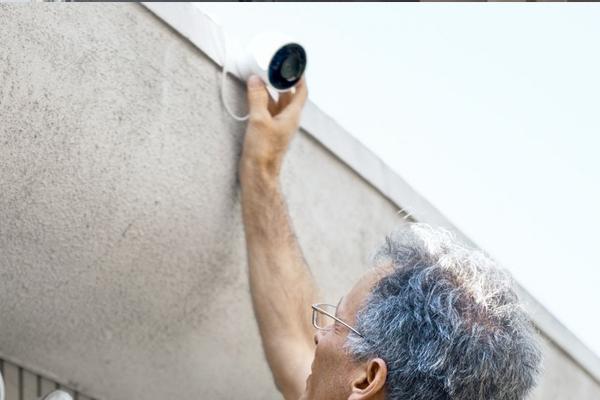 Smart Camera Installation | Handyman Services