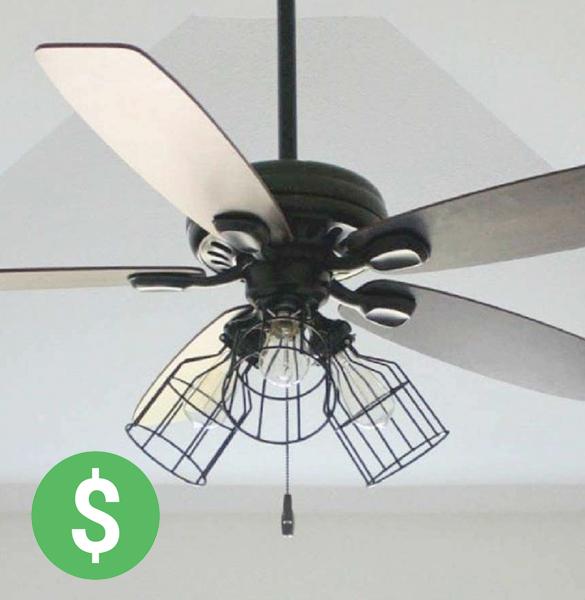Ceiling Fan Installion Cost   Ceiling Fan Installation in Chicago IL