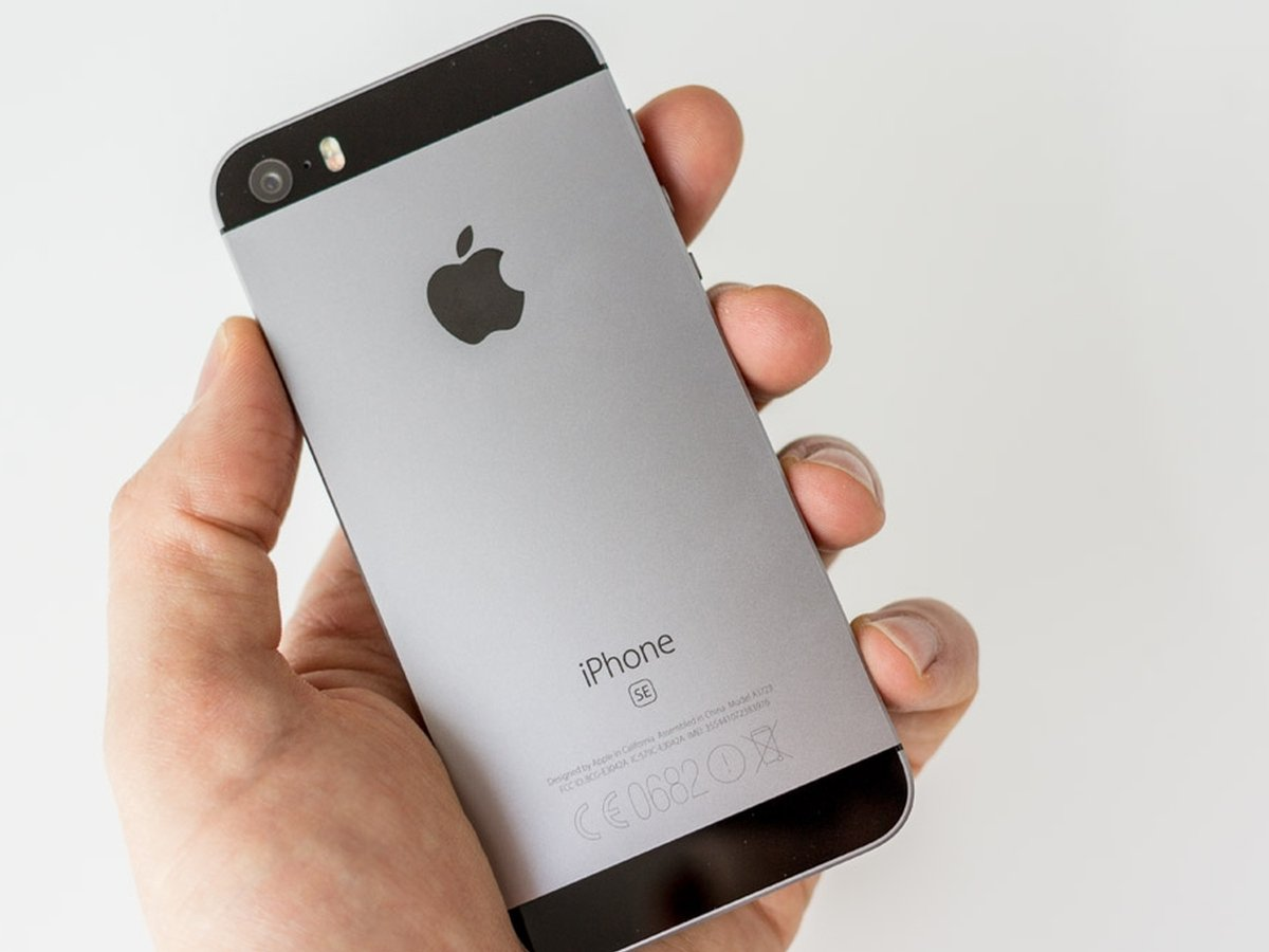 iPhone SE | Find Your iPhone Model Number