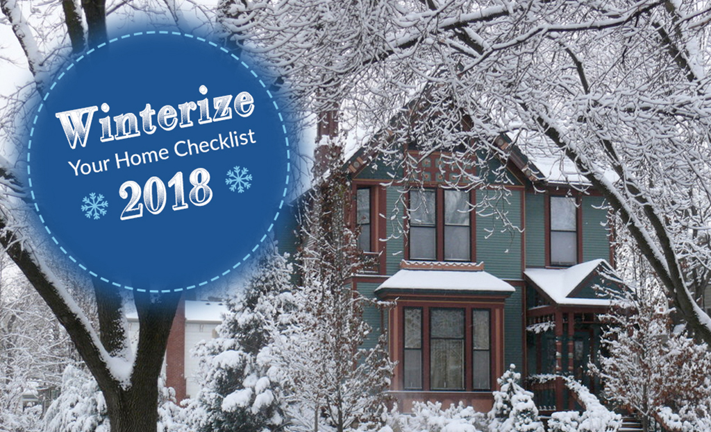 Winterize Your Home Checklist 2018 | ONCALLERS®