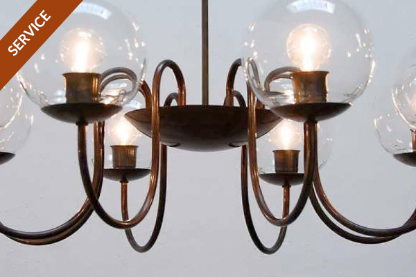 Chandelier Replacement | Electrical Services
