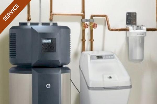 Water Softener Installation | Plumbing Services