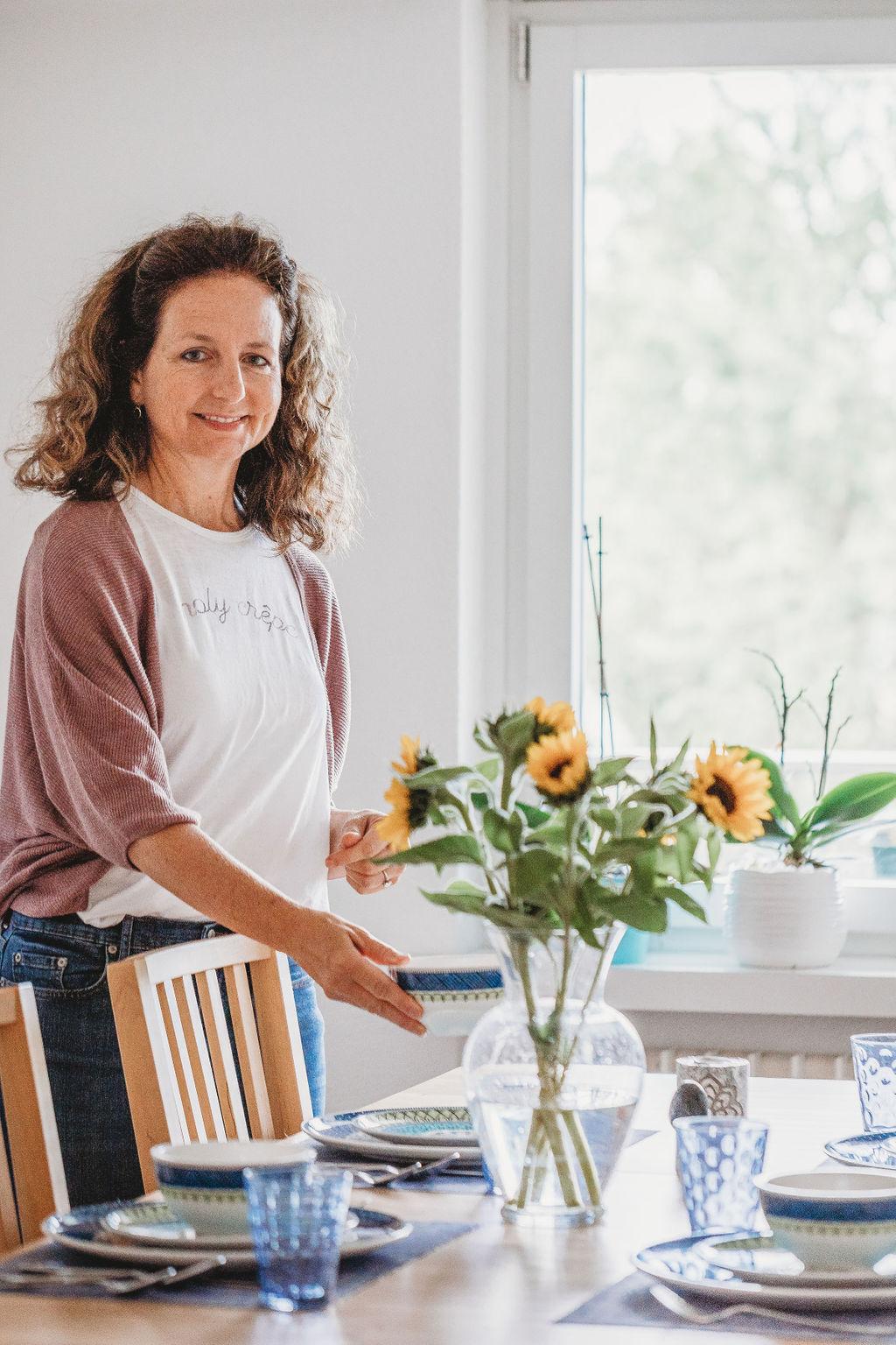 Angela Warm - Health Coach for expat moms