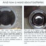 RV Battery Maintenance