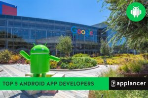 Top 5 Android Developer by Applancer.co