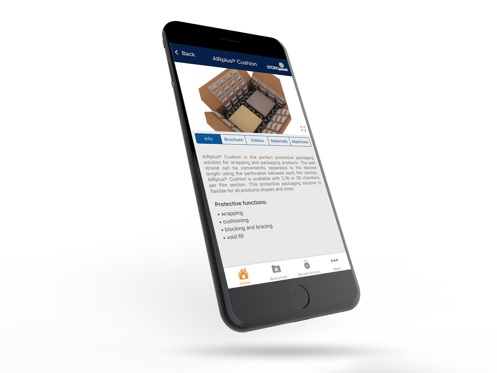 storopack App 2