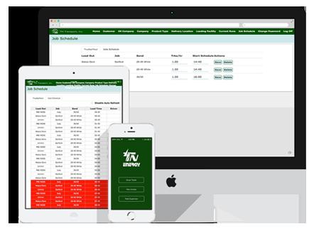 Custom Transportation Dispatch Software