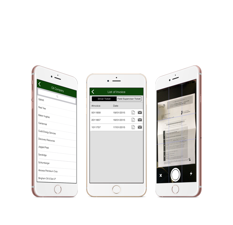 TnTransport Phone App