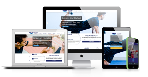 SaaS Platform For Online Personal Fitness Training