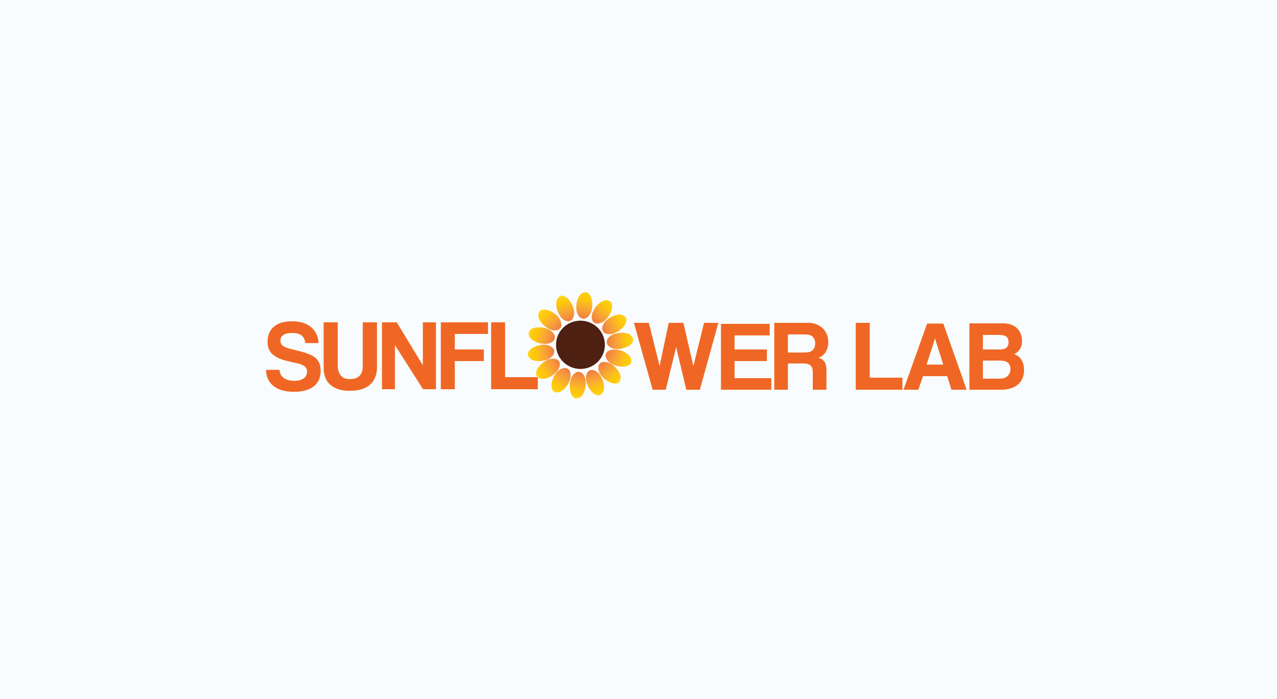 Sunflower Lab Logo One
