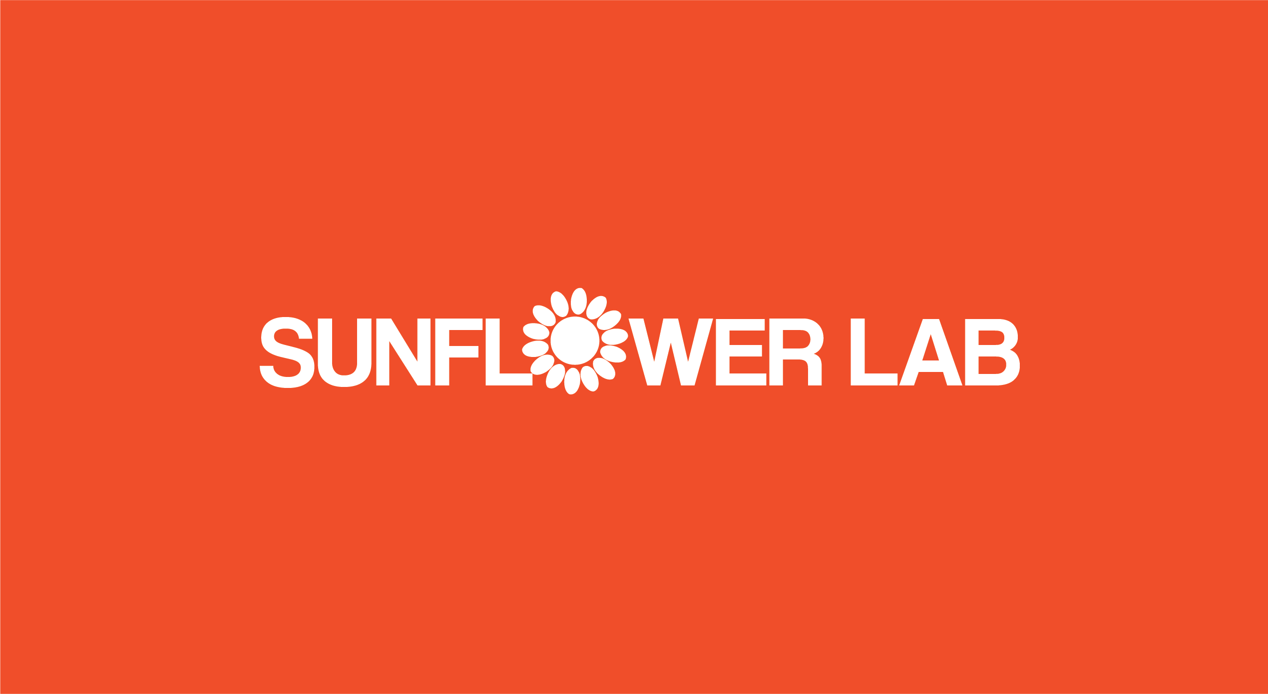 Sunflower Lab Logo Two