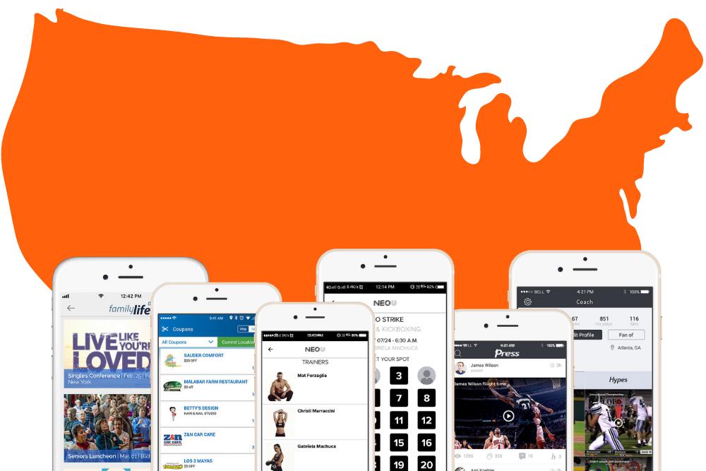 mobile app development company in USA