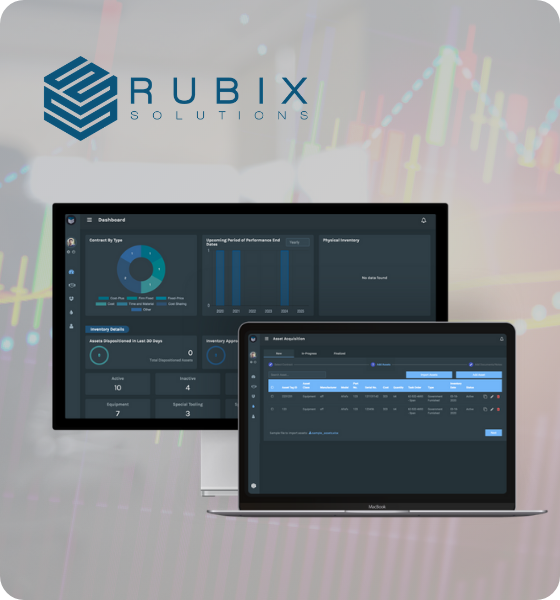 rubix web app development sunflower lab