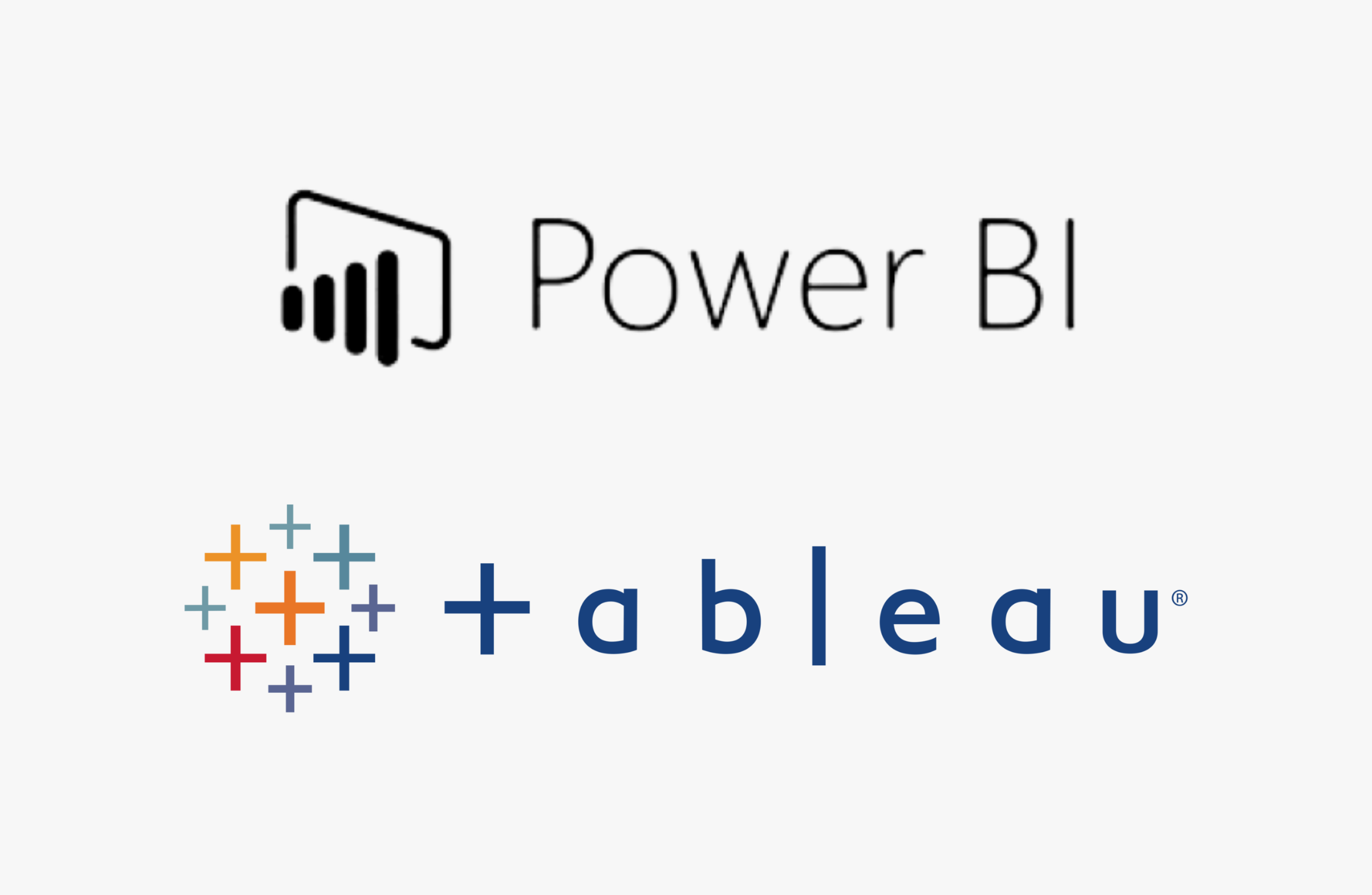 Microsoft Power BI Tableau