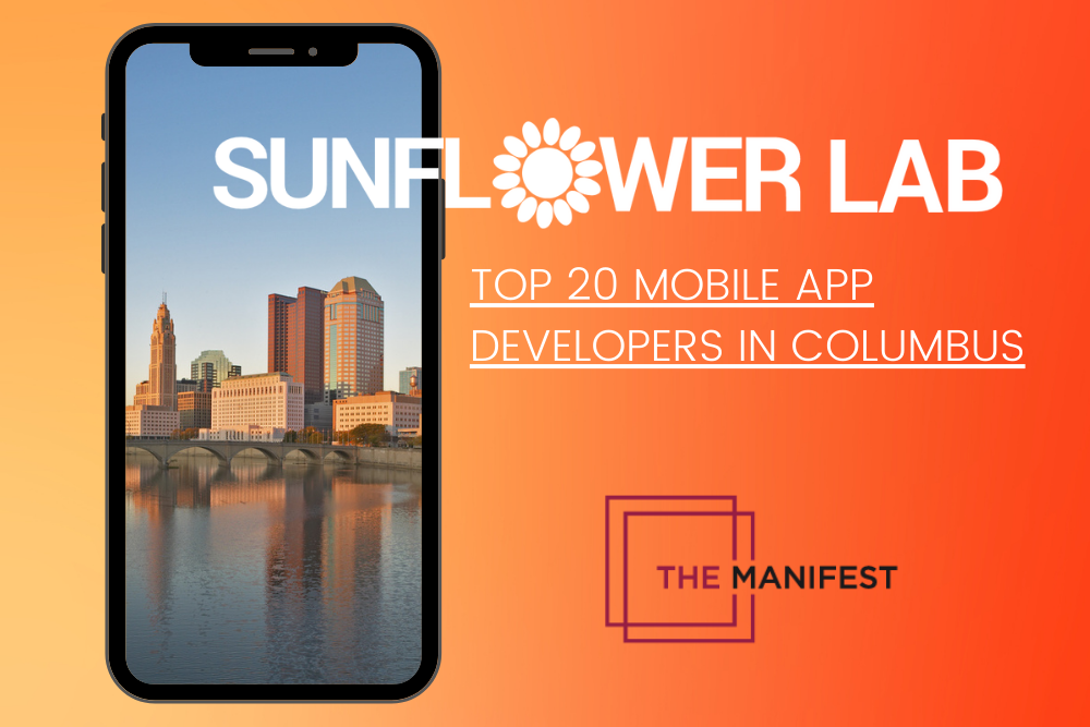 TOP 20 MOBILE APP DEVELOPERS IN COLUMBUS sunflower lab