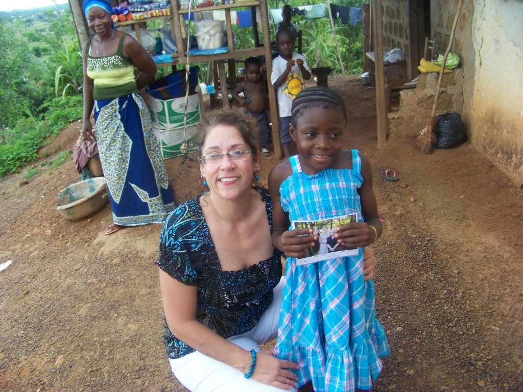 At Doodle Dog Hill we are passionate about our Liberian Outreach efforts.